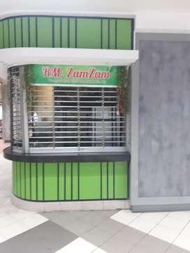 Di jual cepat BU kios foodcourt Thamrin city