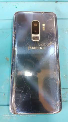 Samsung S9 plus  6 gd ram 128 inbuid Just 4500