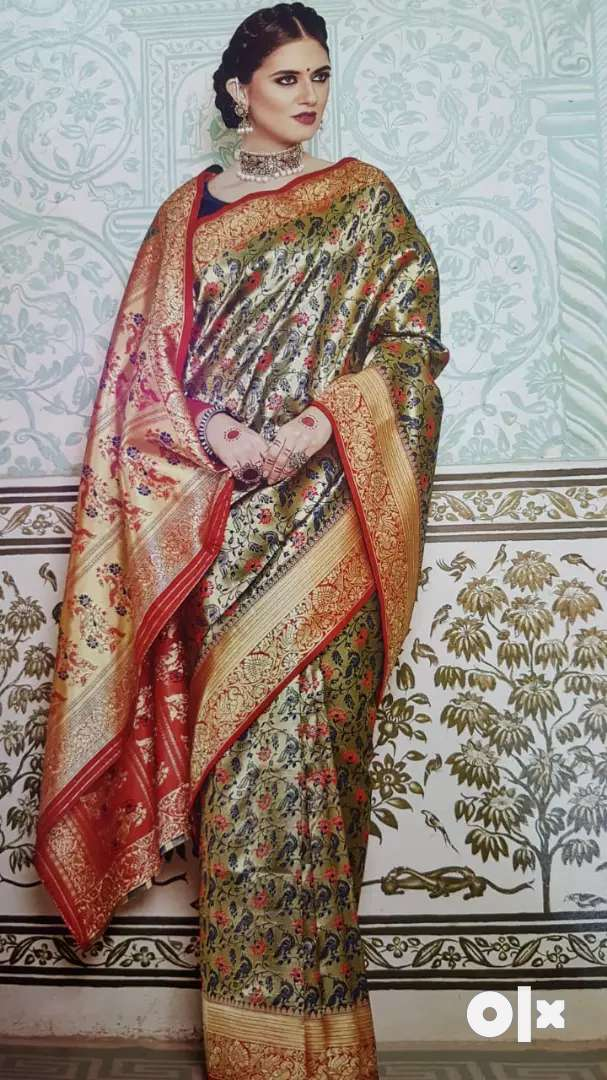 New fresh color exckusive Sarees 0