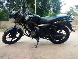 new condition discover 125 cc for sale