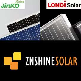 Jinko solar , znshine , Canadian , inverter , batteries