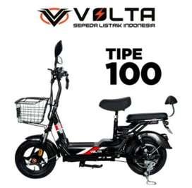 Sepeda Listrik Volta 100 Bisa Kredit Tanpa CC By Homecredit