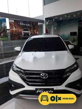 [Mobil Baru] Promo Terbaik Toyota Rush