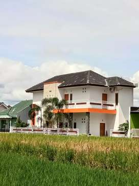 Rumah nyaman LT 250m, LB 300m Jln Wonosari km 7.5 Jogjakarta