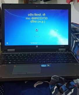 HP  का core i5 लैपटॉप है, मेरे पास 1 साल चला,