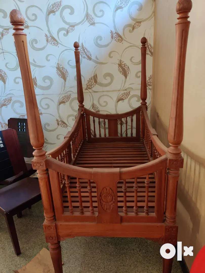 Baby and Toddler Cot