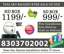 Tata SKY DTH , India's no..1