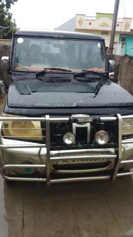 Mahindra Bolero Power Plus 2007 Diesel 164000 Km Driven