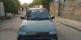 Mehran Vx Ac Family Used Car
