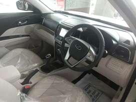 SKS Mahindra car showroom