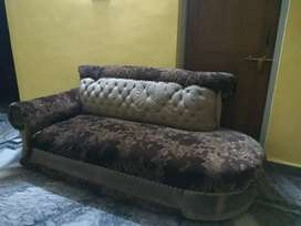 Sofa Set with 5 Pieces  contact 2448553