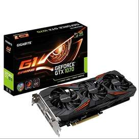 GeForce GTX 1070 3 fan