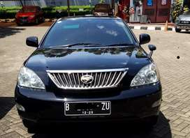 Toyota Harrier 2.4 2WD A/T 2010