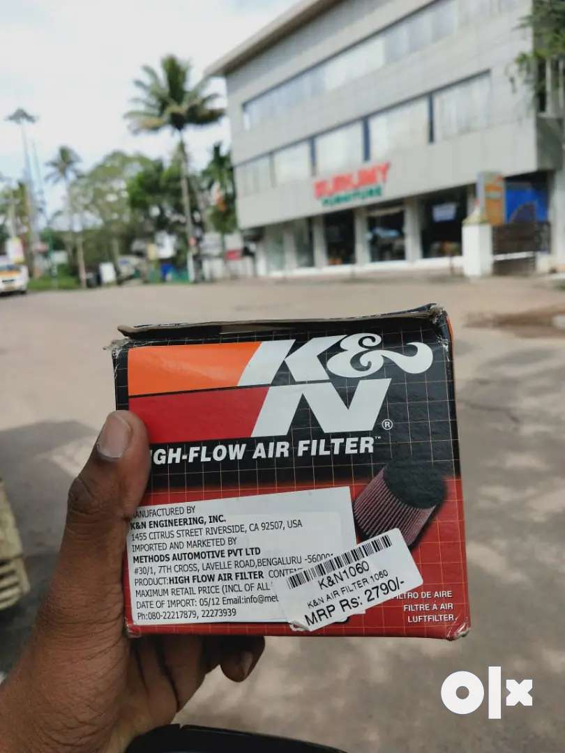 K&n Air filter 0
