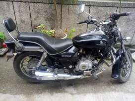 Sale Avenger 220cc + Free insurance + Free Pollution