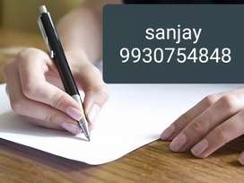 Hiring new hardworking people for handwriting project