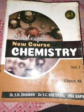 Chemistry Pradesh class 11 , volume - 1