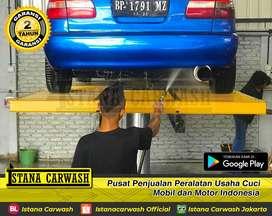 Hidrolik Cuci Mobil Steam Carwash Usaha Poles Salon Bengkel Autocare