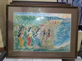Lukisan Lawas Murah (Butuh Uang)