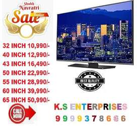 50 inch smart android led tv (4K support ) Brand new Latest Version
