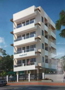 1bhk newly Constrated flat for sell-Godhani road*Mankapur*Gorewada rod