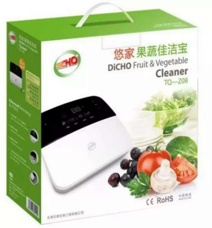 Ozone Dicho Fruit and Vegetables Cleaner