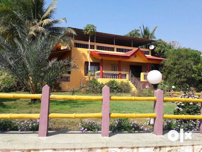 3 Acre fully developed  farmhouse for sale at Takve, Karjat. 0