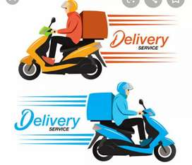 Urgent requirement for delivery boy
