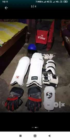 I Want To Sell My Cricket Kit Without Bat