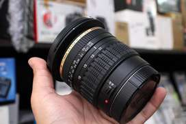 Tamron 11-18mm Ultra Wide Angle Lens (Canon)