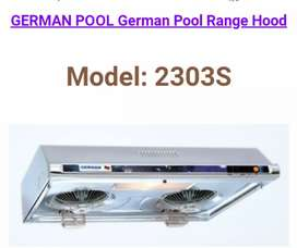 Kitchen pool hood immported made in Germany (2303 model number)