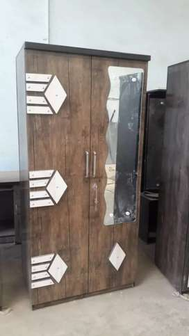 Wooden Almira double door