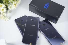 Samsung Galaxy S8 Plus 64GB 1 SIM - Second Bergaransi
