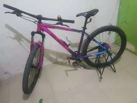 Jual sepda polygon premier 4  full upgred