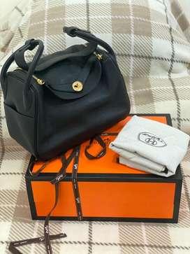 H Lind* Bag Black