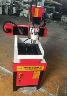 Cnc metal engraving router machine