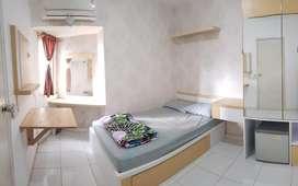 Disewakan (For Rent) Unit Apartement Aeropolis Studio Type