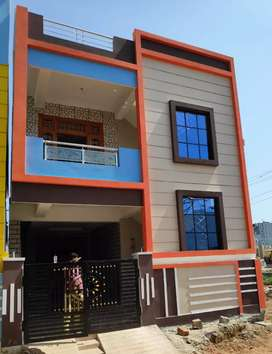 Boduppal, 125 sqyds New G+1 Building in Boduppal Prime area.
