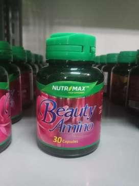 Nutrimax Beauty Amino Isi 30 Vitamin Kecantikan