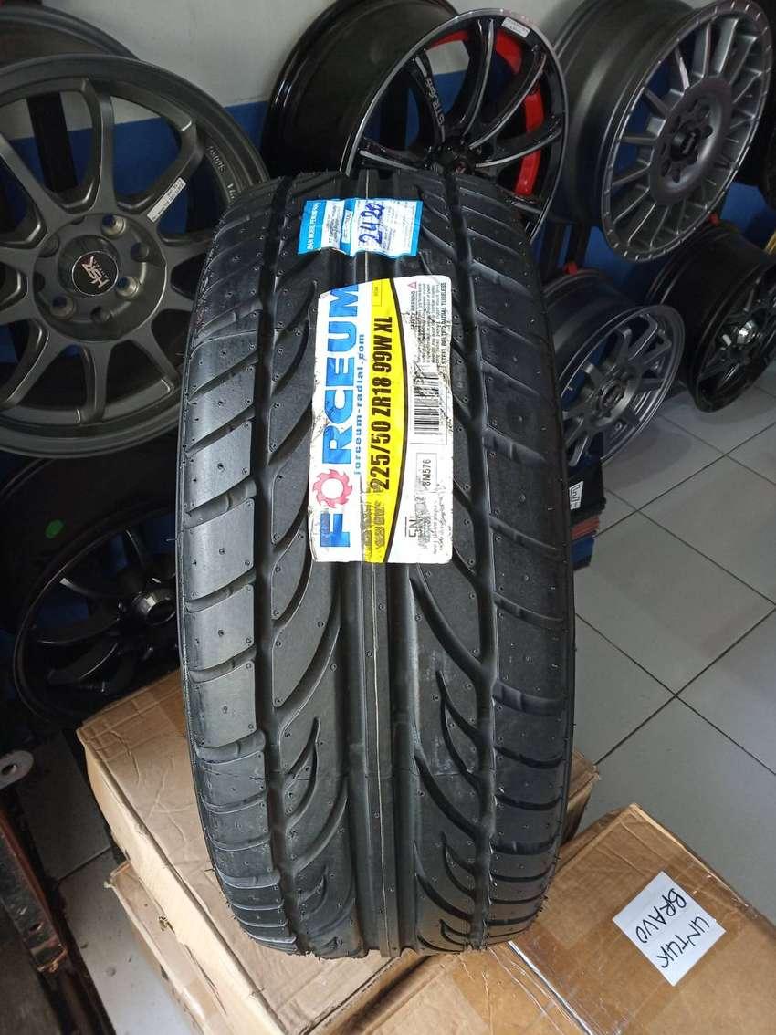 Jual ban mobil ukuran 225/50 R18 Forceum HENA 0