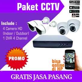 PAKETAN CCTV GRATIS JASA PASANG MURAH BERGARANSI DAN BERKUALITAS