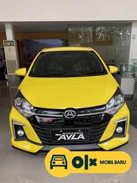 [Mobil Baru] Promo Murah Daihatsu NEW AYLA