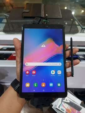 Samsung Tab A 2019 S Pen 32GB, Unit, Charger & Case, Mulus, Normal