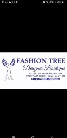 Urgently required female staff for Boutique