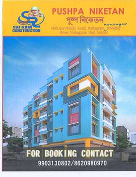 1BHK ,2BHK,3BHK FLATS ARE AVAILABLE .STARTING FROM 10L.SOUTH-EAST OPEN