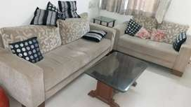 3 seater 2 seater 1 seater  sofa set