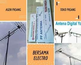 Terpercaya Jasa Pasang Signal Antena TV