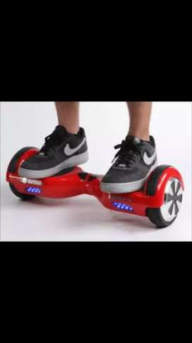 Hoverboard with blue tooth speaker