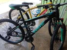 Dijual 2 buah sepeda