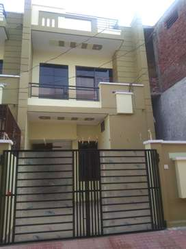GARH ROAD NEAR TAKSHILA COLONY, 133 YARD DUPLEX HOUSE 55 LAC